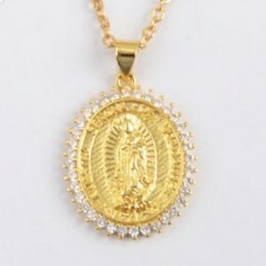 Jewelry - 🆕️ Lady of Guadalupe necklace